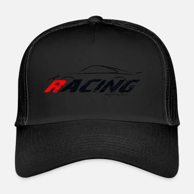 Racing Design - Designed by Hardi - Trucker Cap