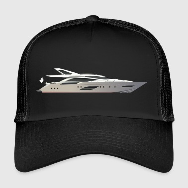 The yacht - Trucker Cap