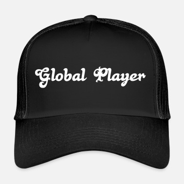 Global Global spiller - Trucker Cap