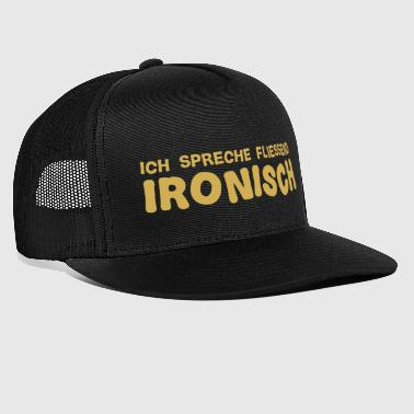 Ironic - Trucker Cap