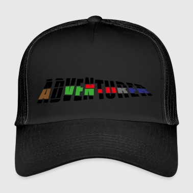 Adventurer - adventurer - Trucker Cap