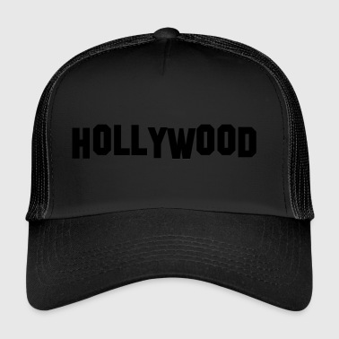 Hollywood idée cadeau HOLLYWOOD - Trucker Cap