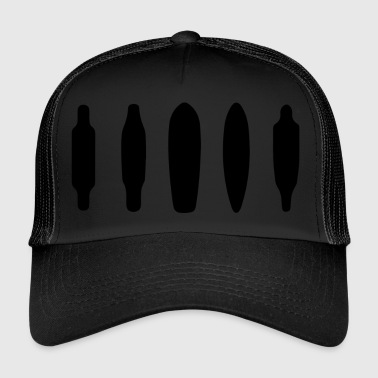 Shape shapes - Trucker Cap
