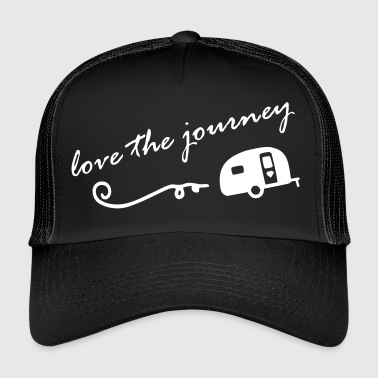 Caravan Caravan love the journey - Trucker Cap