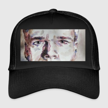 T-shirt aquarelle - Trucker Cap