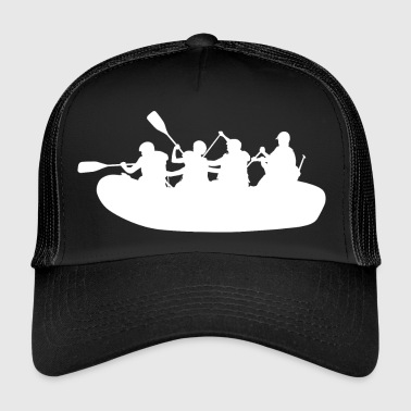 Rafting Sporty wodne Whitewater - Trucker Cap