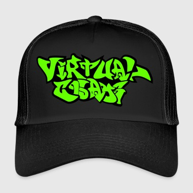 Virtuel Chaos virtuel - Trucker Cap