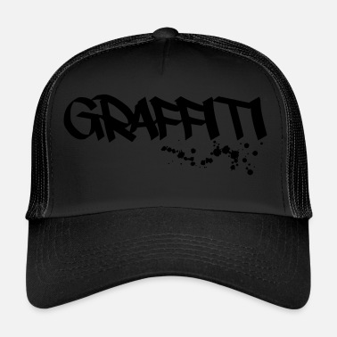 Graffiti Graff - Trucker Cap