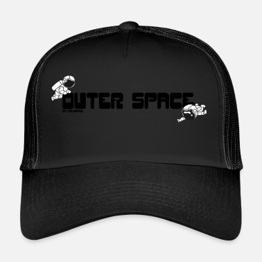 Outer Space Outer Space - Trucker Cap