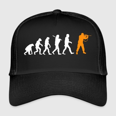 Evolution Paintball Airsoft FPS lahja - Trucker Cap