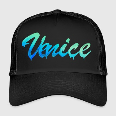 Venise floue 2 inverti hiver - Trucker Cap
