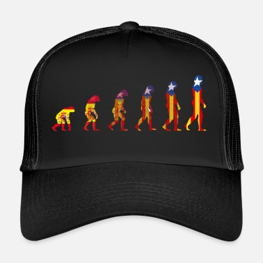 Catalan évolution catalane - Trucker Cap