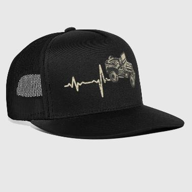 Shirt prezent Heartbeat Jeep - Trucker Cap