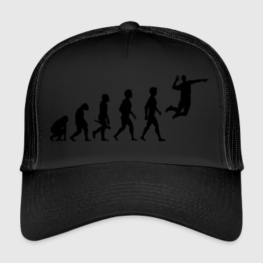Joueur de Volley-ball Volley-ball Evolution du joueur - Trucker Cap