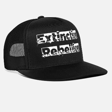 Extinct Extinction Rebellion - Trucker Cap