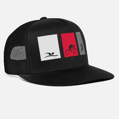 Triathlon Triathlon Shirt - Trucker Cap