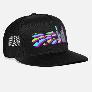 Acid Folk acid - Trucker Cap