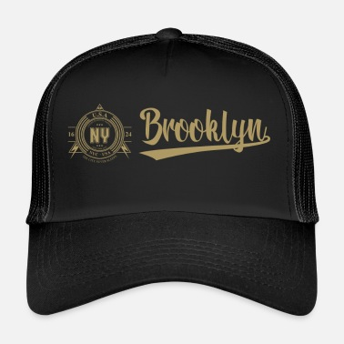 Brooklyn New York City · Brooklyn - Trucker Cap