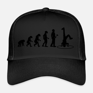 Deejay Evolution theory Breakdance - Trucker Cap