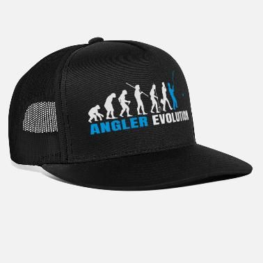 ANGLER EVOLUTION - Trucker Cap