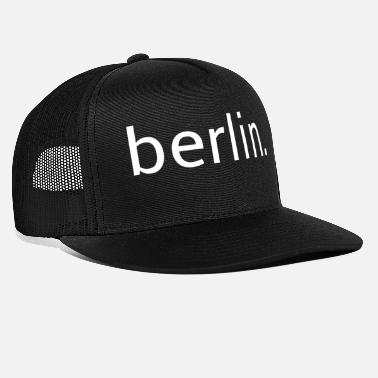 berlin knows - Germany - Holidays - Style - Trucker Cap