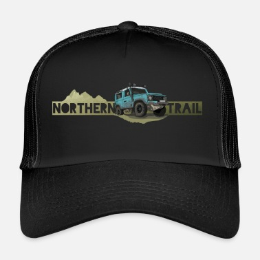 Northern Soul Northern Trail - Defender - Trucker Cap