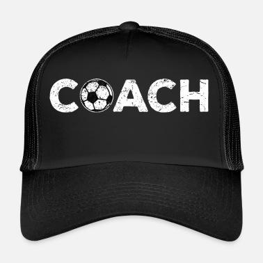 COACH Funny Gift Tapa de entrenador de fútbol Hat Gorra snapback ... 582cb8a9627