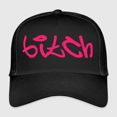 bitch - Trucker Cap