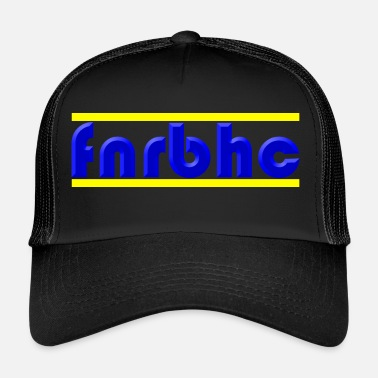 Record Champion Fener football - Trucker Cap