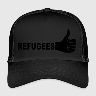 Refugees - Trucker Cap