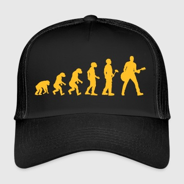 Rock Evolution guitariste théorie - Trucker Cap