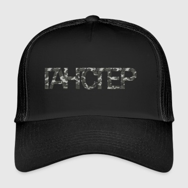 GANGSTER - Trucker Cap