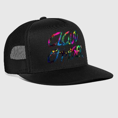 rainbow CLOUD CHASER - Trucker Cap