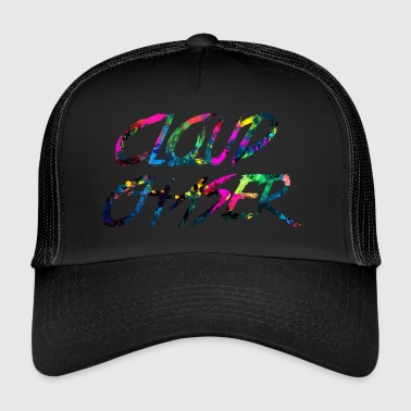 Vape rainbow CLOUD CHASER - Trucker Cap