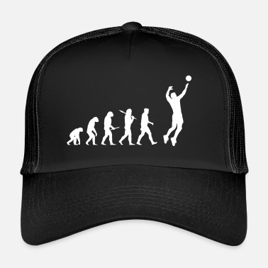 Beach Volley Evolution Volleyball Man - Trucker Cap