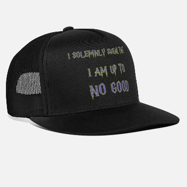 Hp HP quote - Trucker Cap