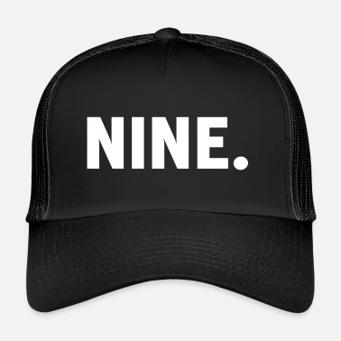 Teenager Nine Snapback - Trucker Cap