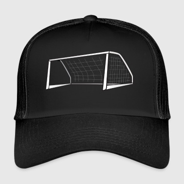 Torwart american football soccer fussball ball goalkeeper6 - Trucker Cap