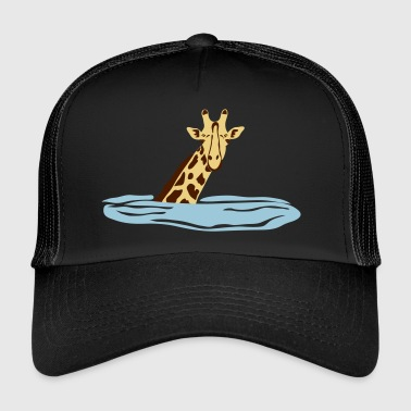 Girafe Pool - Trucker Cap