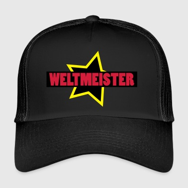 World Champion World Champion - Trucker Cap