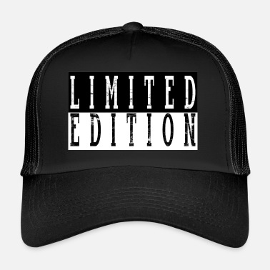 Limited Edition LIMITED - Trucker Cap