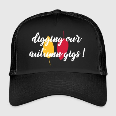 Autunno! - Trucker Cap