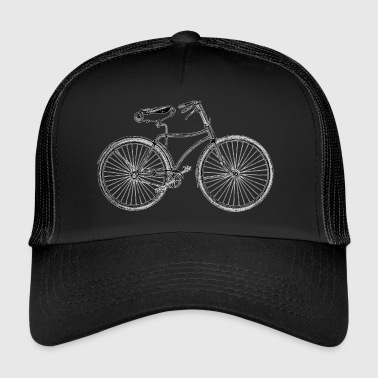 Dirt bike, ride, hobby, sport - Trucker Cap