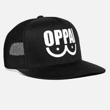 Punch OPPAI One Punch Man Anime - Trucker cap