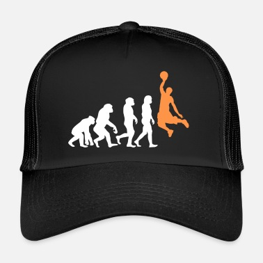 Slam Dunk ++ Basketball Slam Dunk Evolution ++ - Trucker Cap