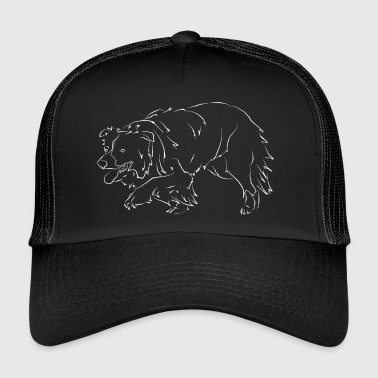 Border Collie Border Collie - Trucker Cap