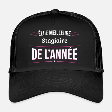 Stagiaire Stagiaire elue meilleure Stagiaire - Trucker Cap
