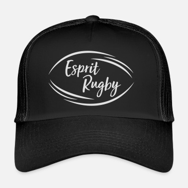 Rugby rugby - Trucker Cap