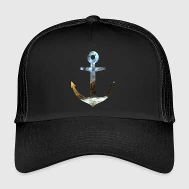 Anchor anchor - Trucker Cap