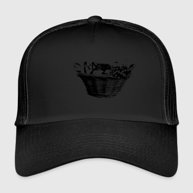 panier de fruits - Trucker Cap
